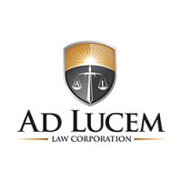 AD LUCEM LAW CORPORATION Logo