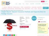 Nascent Insurance Markets and Opportunities for Foreign Insu