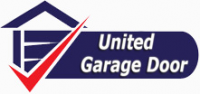 United Garage Door Logo