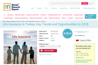 Life Insurance in Turkey, Key Trends and Opportunities 2018