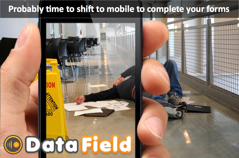 Facility Manager can shift to Datafield Mobile Form builder