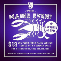 Pennsylvania 6 Philly Maine Lobster Event Summer 2014