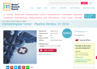 Hematological Tumor - Pipeline Review, H1 2014
