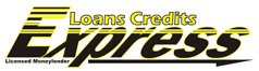 POWER LOANS/Express Loans Credits Logo