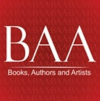 Company Logo For Books, Authors, and Artists'