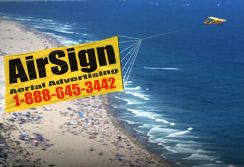 AirSign Aerial Advertising'