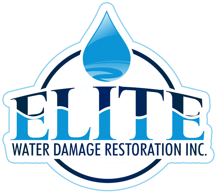 Elite Water Damage Restoration inc Logo