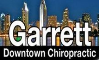 Garrett Downtown Chiropractic Logo