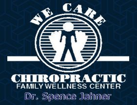 We Care Chiropractic Logo