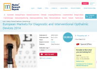 European Markets for Diagnostic and Interventional Opthalmic