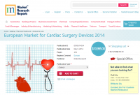 European Market for Cardiac Surgery Devices 2014