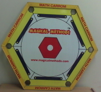 Math Carrom