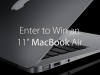 Macbook Air Giveaway'