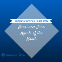Prudential Beazley Real Estate June Agents of the Month
