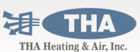 THA Heating & Air Inc. Logo