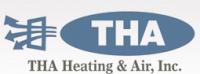 THA Heating & Air Inc. Logo