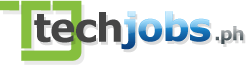 Logo for techjobs.ph'