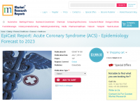 Acute Coronary Syndrome Epidemiology Forecast to 2023