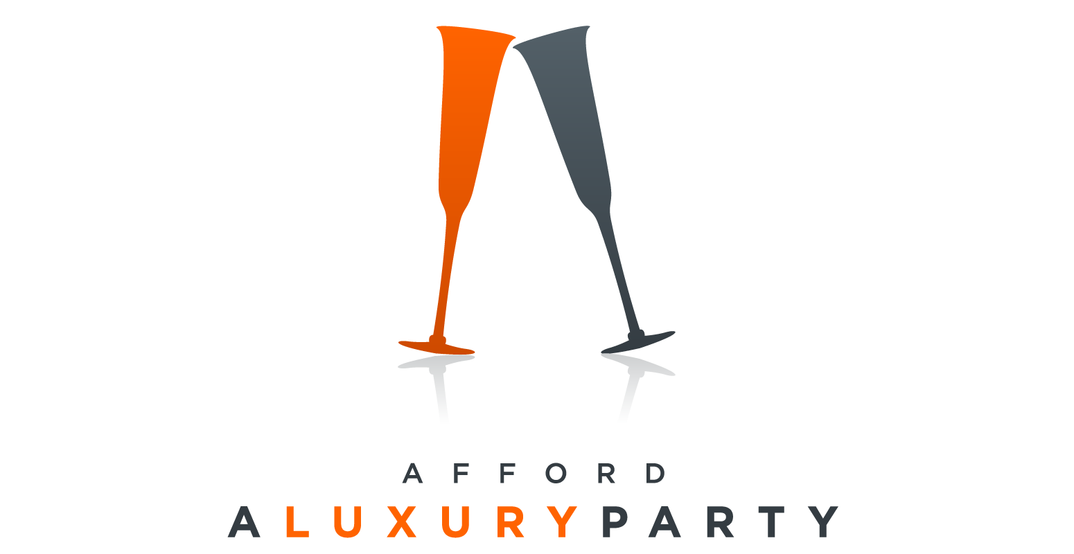 Afford A Luxury Party Logo