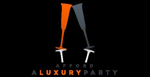 Afford A Luxury Party logo'