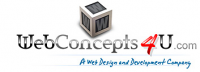 Webconcepts4u.com Pvt. Ltd. Logo