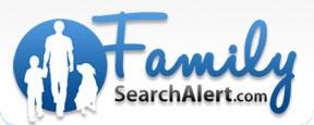 Family Search Alert'