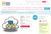 Cloud Security 2014: Companies and Solutions
