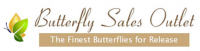 Butterfly Sales Outlet Logo