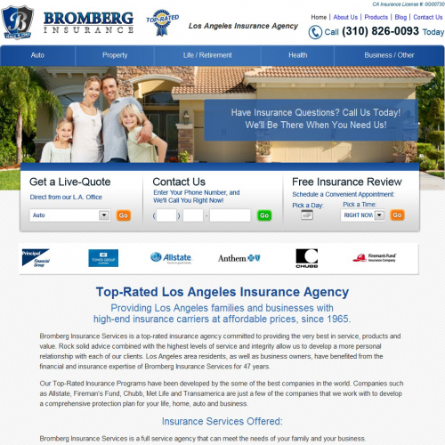 Bromberg Insurance Services'