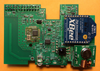 Pi-Home Raspberry Pi Add on Board for Home Automation
