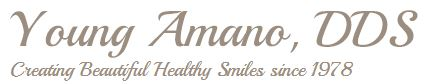 Young Amano DDS Logo