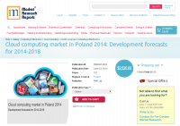 Cloud computing market in Poland 2014: Development forecasts