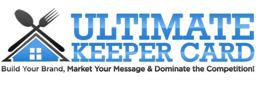Ultimate Keeper Card Logo'