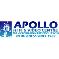 Apollo Hi Fi & Video Centre Logo