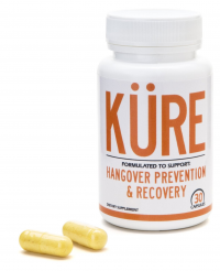 KURE Hangover Prevention and Relief