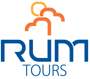 Logo for RUM Tours'