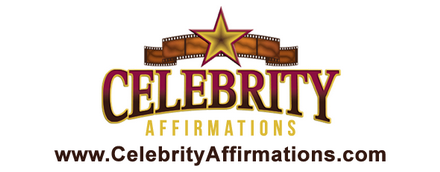 Company Logo For Celebrity Affirmations'