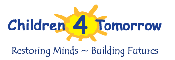 Company Logo For Children 4 Tomorrow'