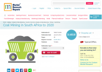Coal Mining in South Africa to 2020
