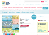North American Car Rental Market to 2018