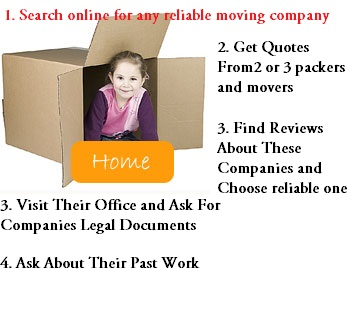 Home Relocation Tips'