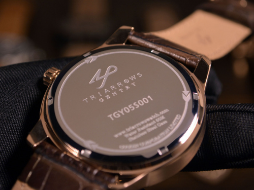 TRIARROWS the Poet and Gentry Collection'