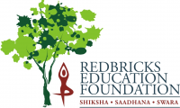 Redbricks Education Foundation Logo