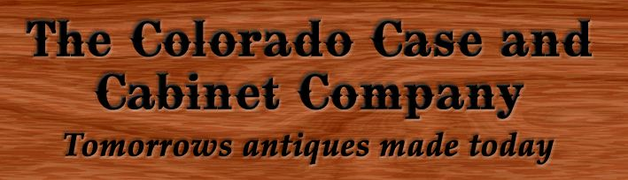 The Colorado Case and Cabinet Company Logo