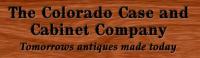 The Colorado Case and Cabinet Company Logo