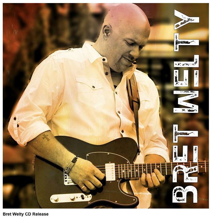 Bret Welty CD Release