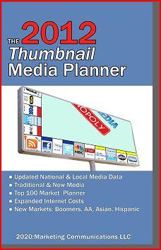 2012 Thumbnail Media Planner'