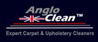 AngloClean Tewkesbury Carpet Cleaners Logo