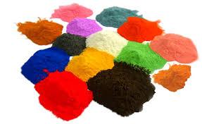 powder coating'