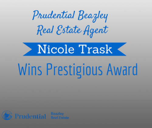 Prudential Beazley Real Estate Agent, Nicole Trask'
